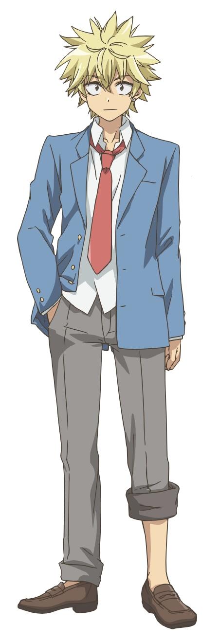田上翔太(CV:天崎滉平)