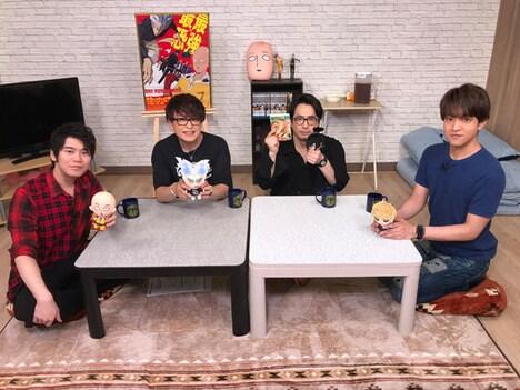 「TVアニメ『ワンパンマン』帰って来た!マジ特番」第5回より。