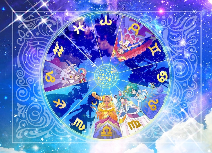 「映画スター☆トゥインクルプリキュア 星のうたに想いをこめて」新ビジュアル