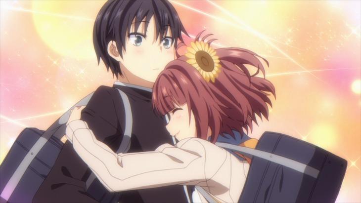 TVアニメ「俺を好きなのはお前だけかよ」第2弾PVより。