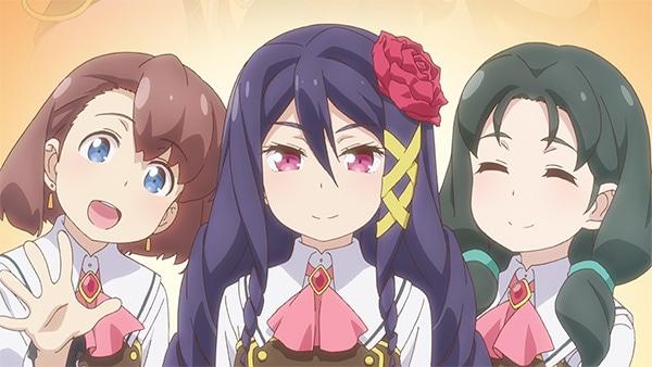 TVアニメ「私、能力は平均値でって言ったよね!」先行カット