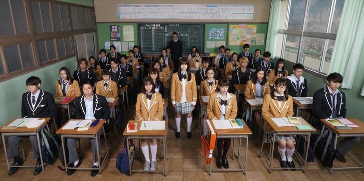 映画「シグナル100」より。