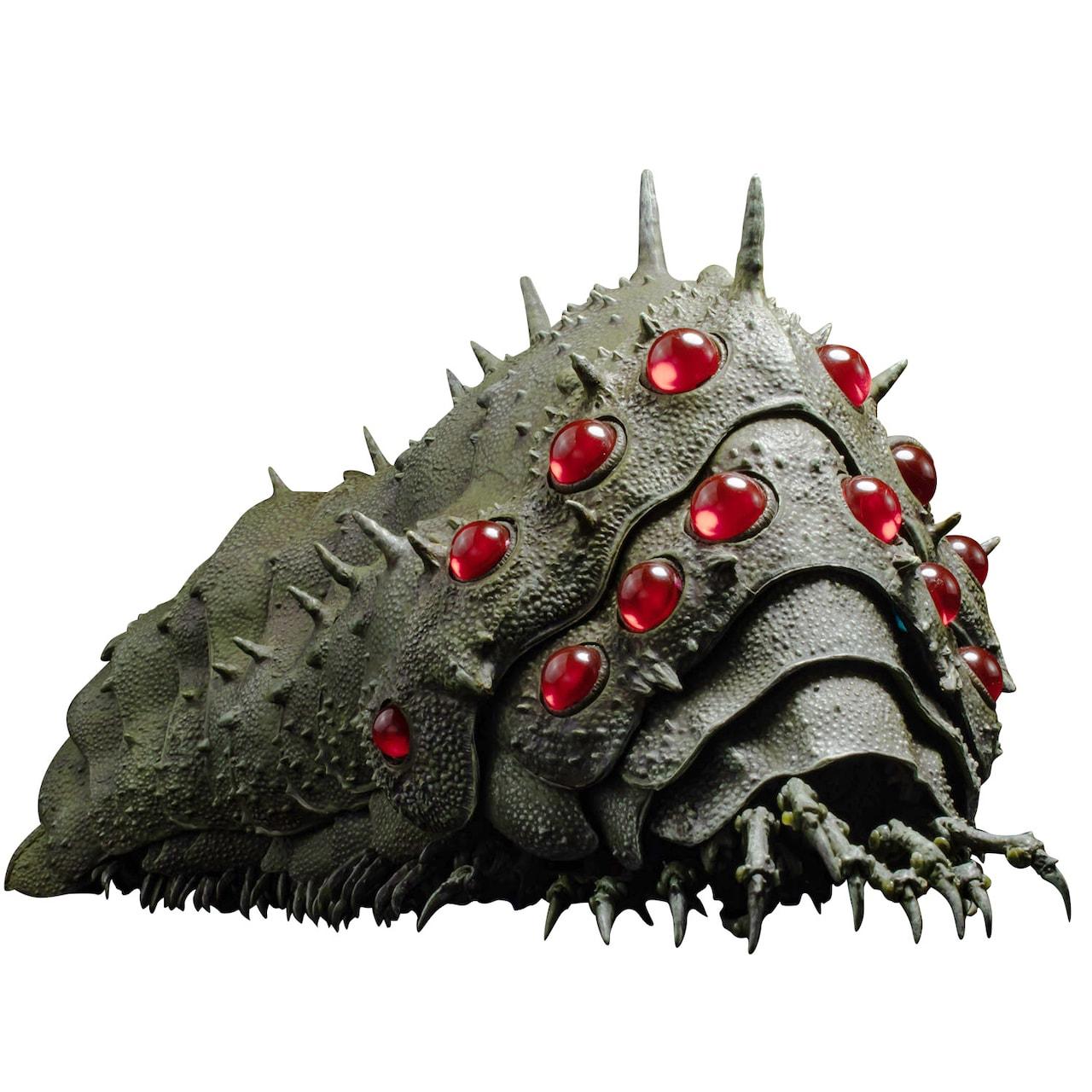 【フィギュア】100本の脚が可動「風の谷のナウシカ」王蟲 ウネウネした動きも再現