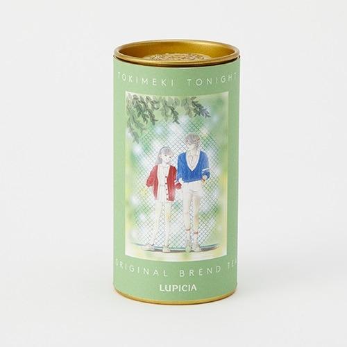 会場で販売される「ときめきトゥナイト」のルピシアオリジナルブレンドティー。(c)池野恋/集英社
