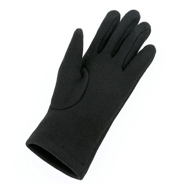 百モデルの手袋。