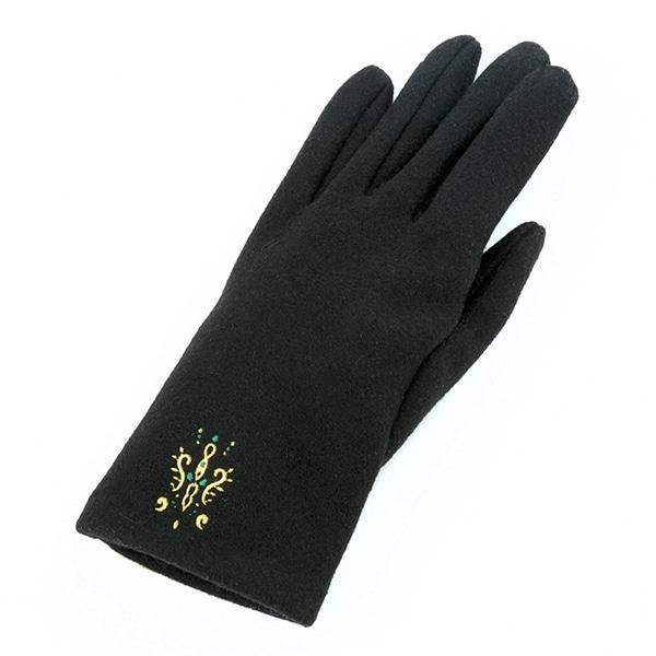 二階堂大和モデルの手袋。