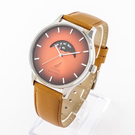 烏野高校モデルの腕時計。