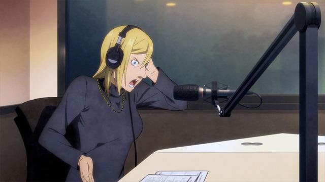 TVアニメ「波よ聞いてくれ」第1弾PVより。