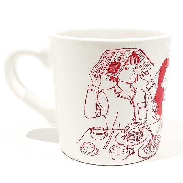 「CHAI×マキヒロチ マグカップ」