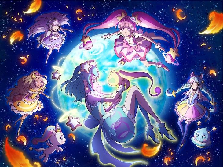 「映画スター☆トゥインクルプリキュア 星のうたに想いをこめて」新スチール