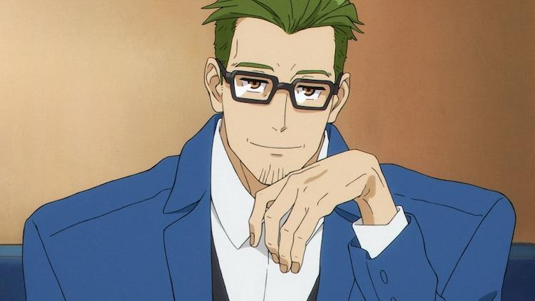 「ACCA13区監察課 Regards」新作OVAの場面カット。