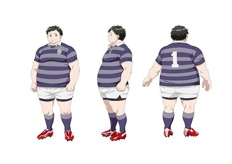 斉藤風雅(CV:児玉卓也)