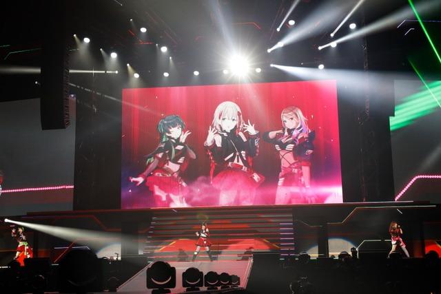 田中有紀、幸村恵理、北原沙弥香による「Wandering Dream Chaser」。
