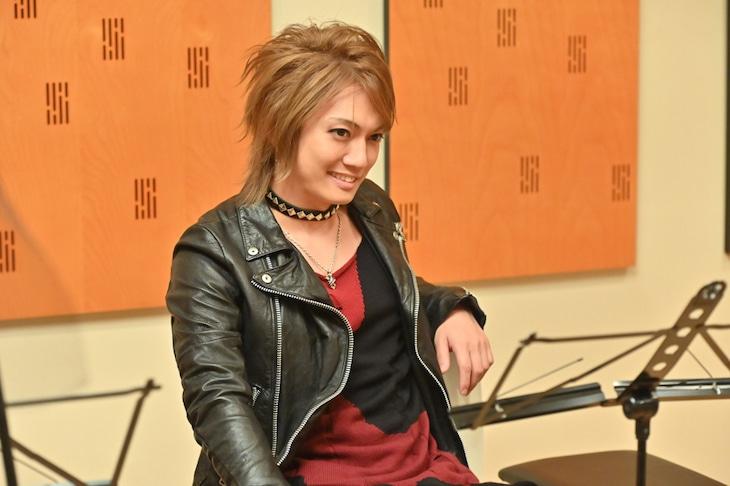 ドラマ「G線上のあなたと私」より、喜矢武豊の出演シーン。