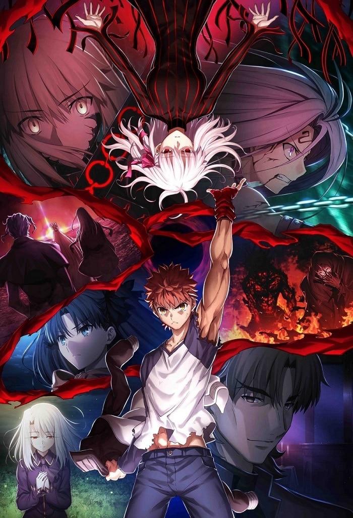 「『Fate/stay night [Heaven's Feel]』III.spring song」第2弾キービジュアル
