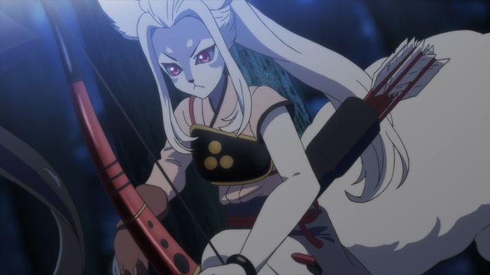 TVアニメ「陰陽百鬼物語」ティザーPVより。