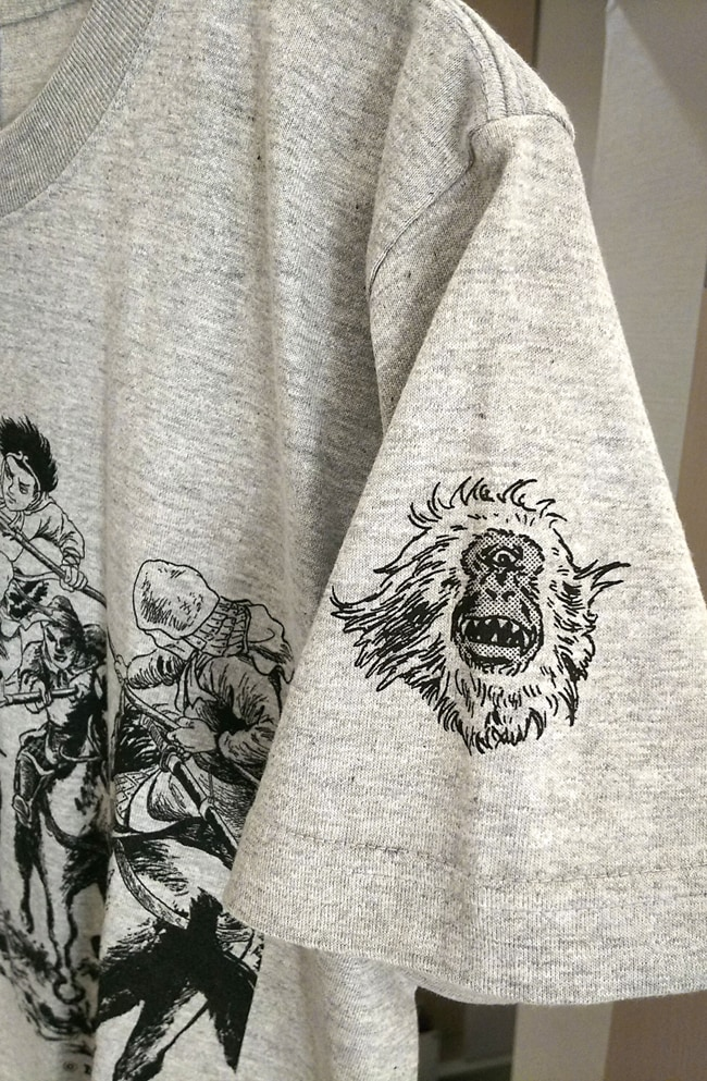 「Tシャツ『西遊妖猿伝』」