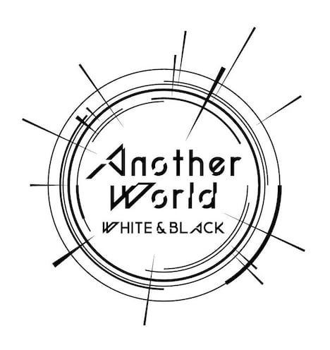 「うたの☆プリンスさまっ♪『Another World~WHITE&BLACK~』」ロゴ