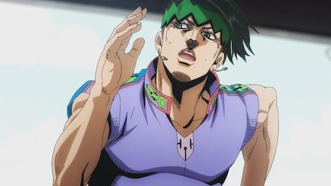 新作OVA「ザ・ラン」の先行カット。