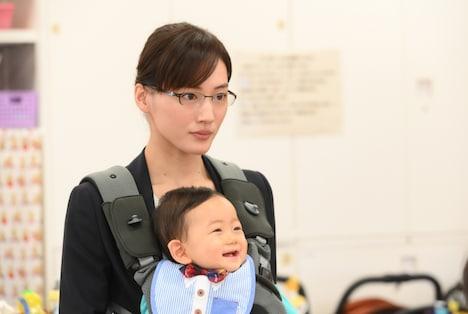 ドラマ「義母と娘のブルース」より。