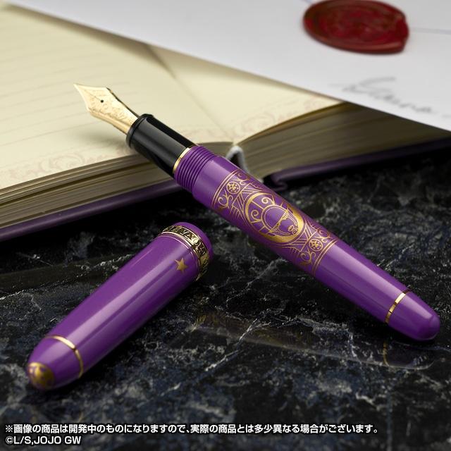 「ジョジョの奇妙な冒険 黄金の風 万年筆」