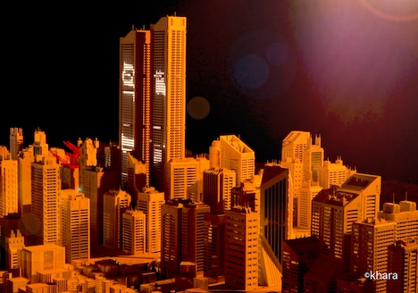 「エヴァンゲリオン 第3新東京市エリア」イメージ