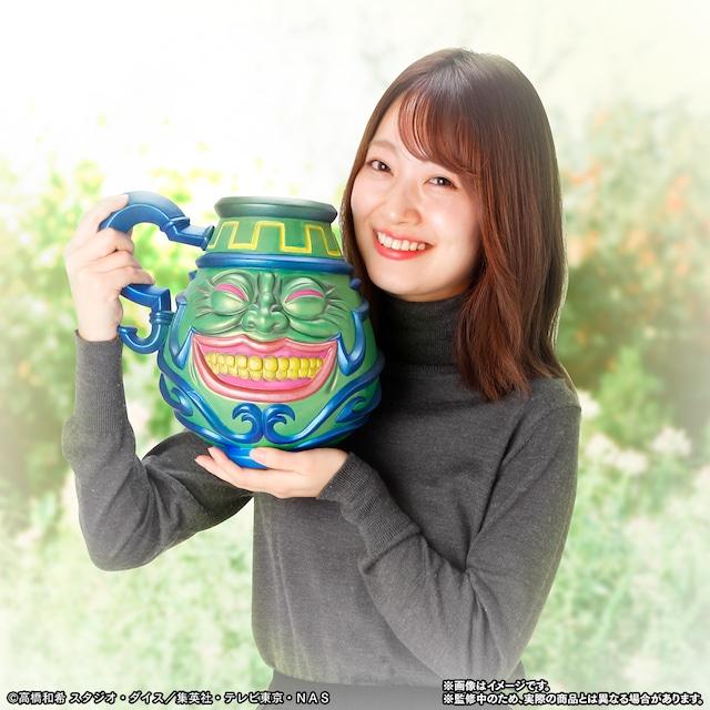 陶芸品「強欲な壺」