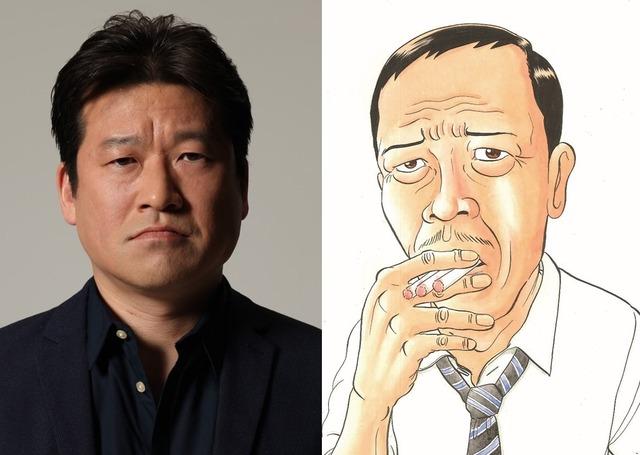 大沢木大鉄役を演じる佐藤二朗。