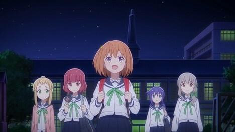 TVアニメ「恋する小惑星」PV第2弾より。