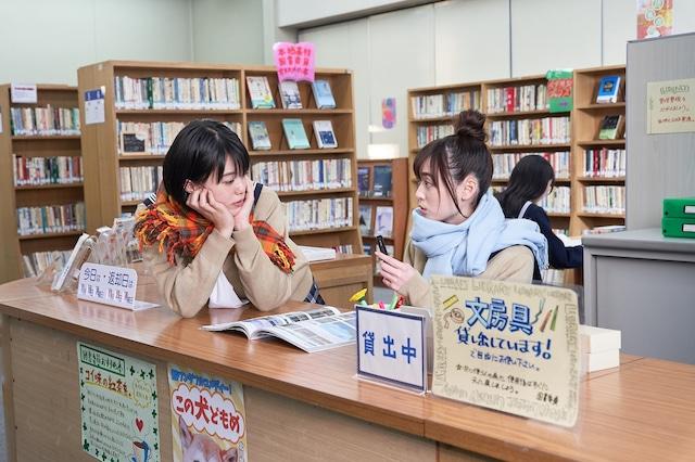 TVドラマ「ゆるキャン△」場面写真 (c)ドラマ「ゆるキャン△」製作委員会