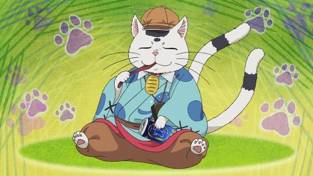 「귀등의 냉철」신작 애니메이션의 장면 컷.