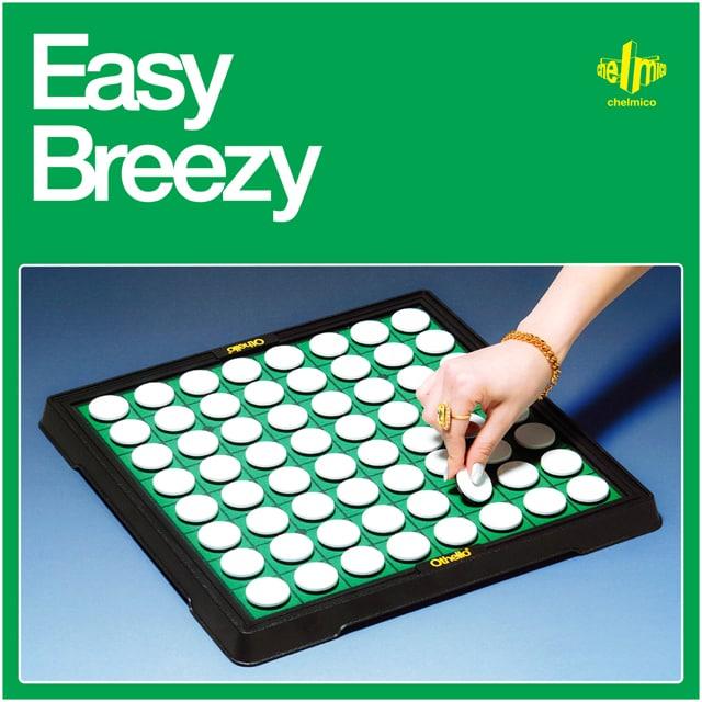 chelmico「Easy Breezy」ジャケット