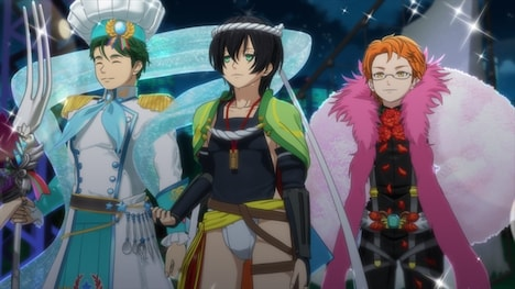 「KING OF PRISM ALL STARS -プリズムショー☆ベストテン-」より。
