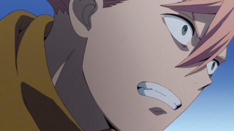 アニメ「ID:INVADED イド:インヴェイデッド」トレーラー第3弾より。