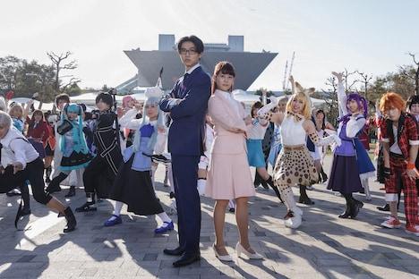 映画「ヲタクに恋は難しい」メインカット