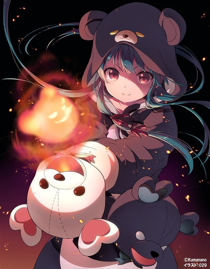 くまクマ熊ベアー アニメ