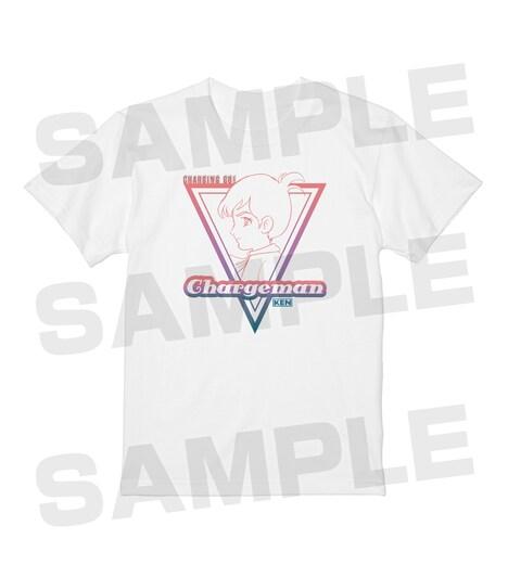「チャージマン研! Tシャツ」