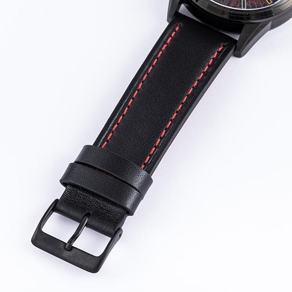 「フェイト・T・ハラオウン モデル 腕時計」のベルト。