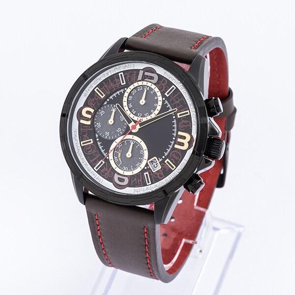 「フェイト・T・ハラオウン モデル 腕時計」