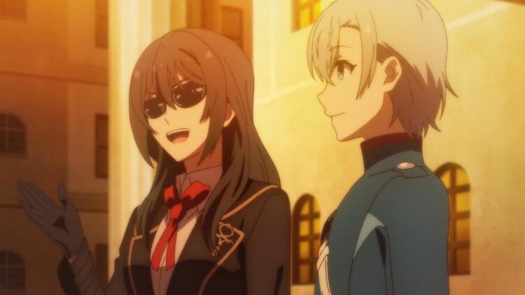 TVアニメ「<Infinite Dendrogram>-インフィニット・デンドログラム-」第3話より。