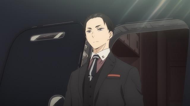 TVアニメ「富豪刑事 Balance:UNLIMITED」より。