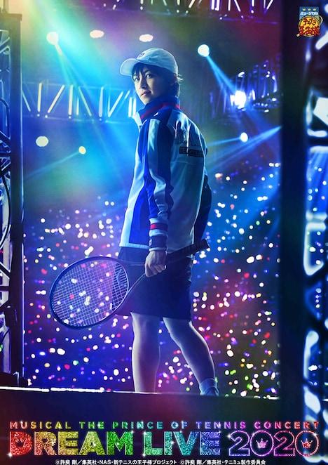 「ミュージカル『テニスの王子様』コンサート Dream Live 2020」キービジュアル