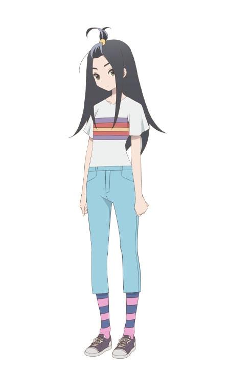 筧亜美(CV:佐倉綾音)