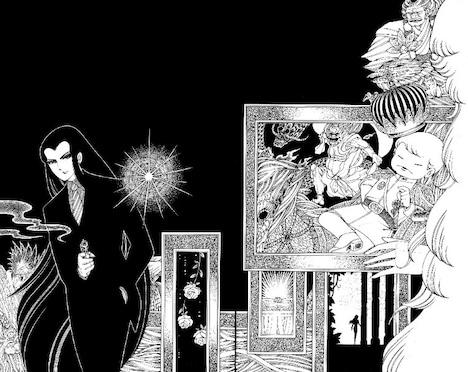 「パタリロ」のイラスト。(c)魔夜峰央/白泉社