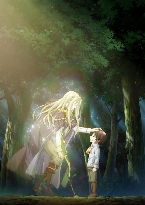 TVアニメ「八男って、それはないでしょう!」キービジュアル第3弾