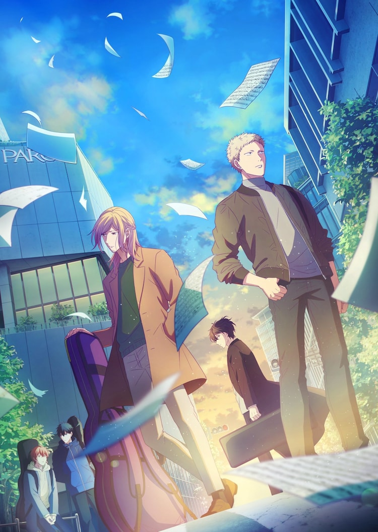 Anime Film 'Given' Reveals Trailer, Theme Song!