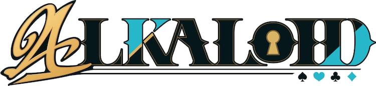 ALKALOIDロゴ