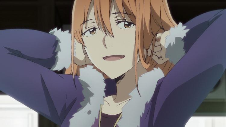 喜多村英梨演じる柚原チカ。