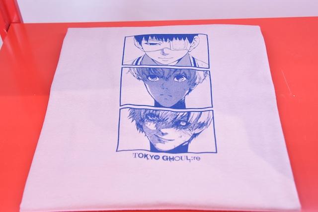 「マンガ UT 週刊ヤングジャンプ創刊40周年」より、「東京喰種トーキョーグール」コラボTシャツ。