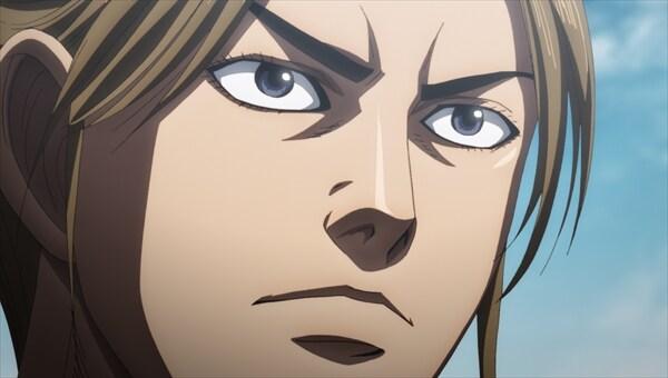 TVアニメ「キングダム」第3シリーズのメインPVより。